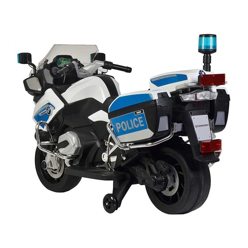 موتور شارژی پلیس BMW