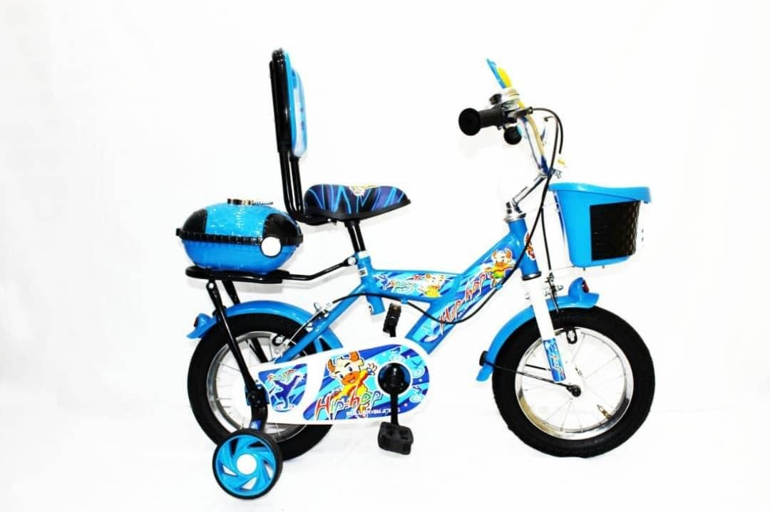 عکس دوچرخه دلفین سایز 16 مدل 2020