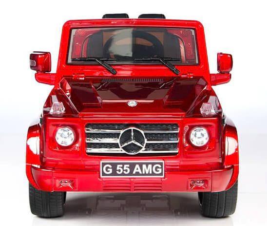 عکس ماشین شارژی مرسدس بنز مدل G55 AMG