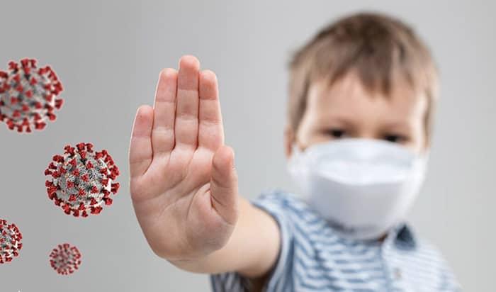 عکس چگونه استرس کودکان را در مورد بیماری کرونا کنترل کنیم؟