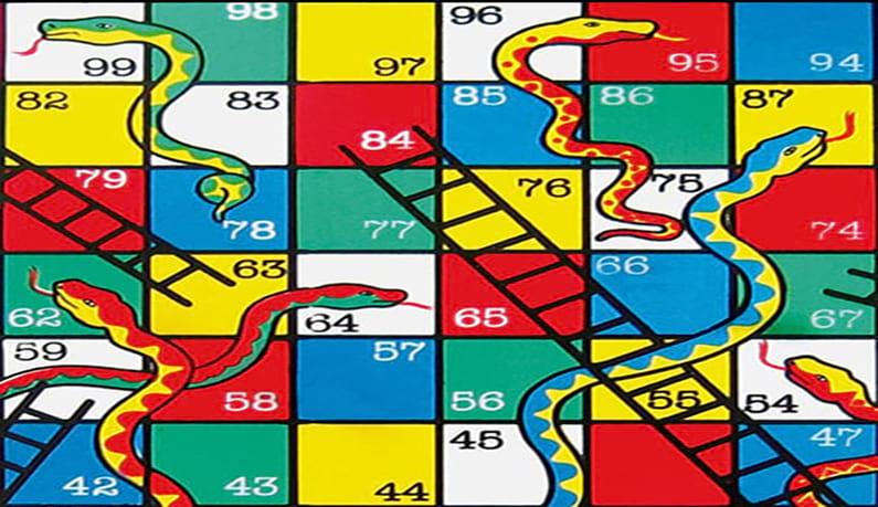 عکس تاریخچه شگفت انگیز بازی مار و پله