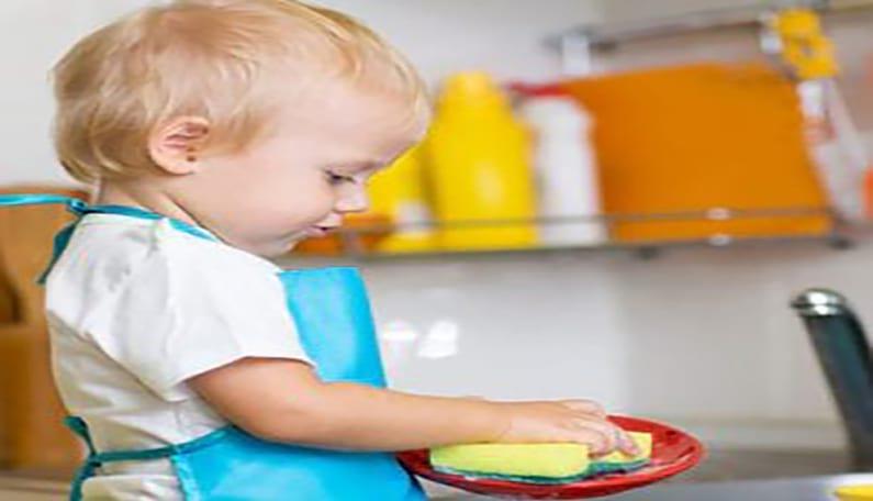 عکس نقش پذیر شدن کودکان در بازی