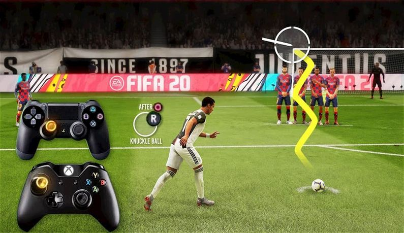 عکس نکات آموزشی و ترفندهای بازی FIFA20 [+کدهای رمز بازی]