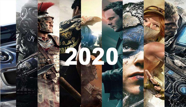 عکس بهترین بازی های سال 2020 برای کنسول های pc، ps4 و xbox one
