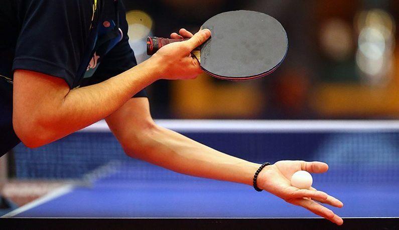 عکس آموزش گام به گام بازی پینگ پنگ [+قوانین بازی تنیس روی میز]
