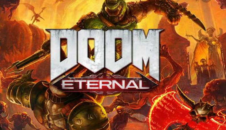 عکس بازی Doom Eternal
