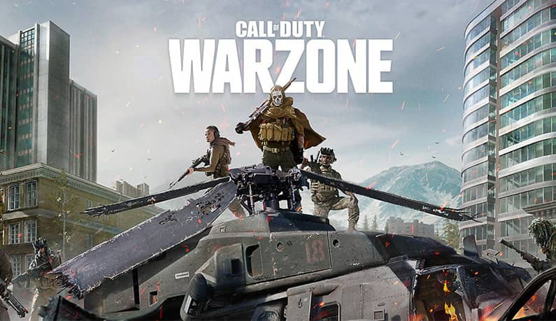 عکس بازی Call Of Duty: Warzone