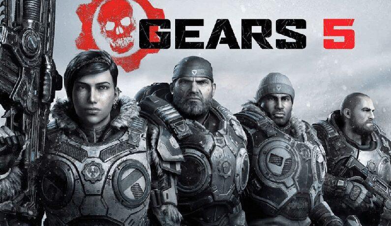 عکس بازی Gears 5