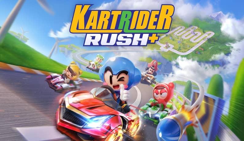عکس بازی KartRider Rush