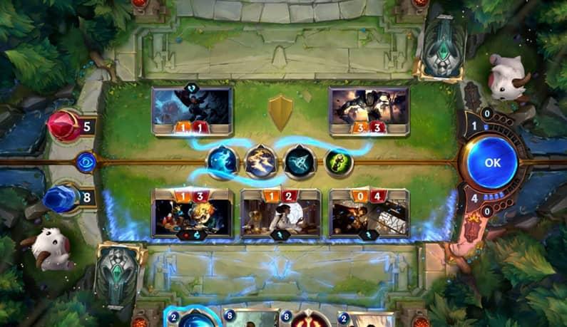 عکس بازی Teamfight Tactics