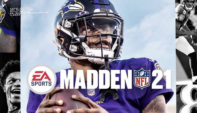 عکس بازی Madden NFL 21