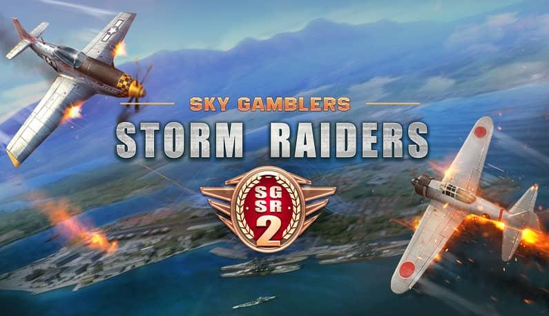 بازی Sky Gamblers - Storm Raiders 2