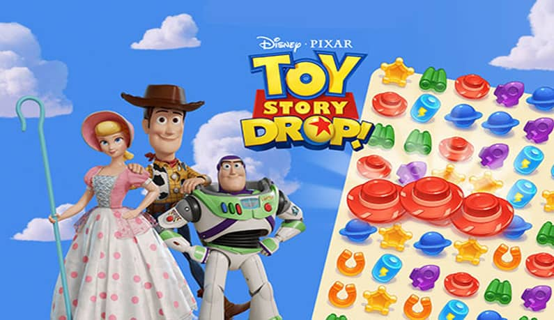 عکس بازی Toy Story Drop