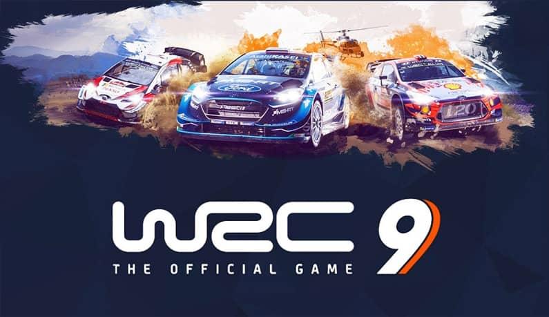عکس بازی WRC 9