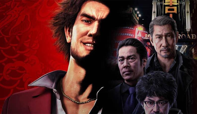 عکس بازی Yakuza: Like a Dragon
