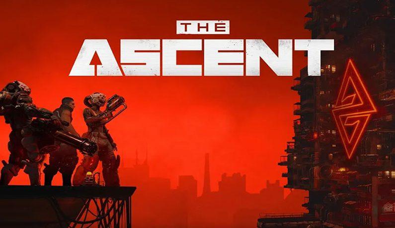 عکس بازی The Ascent