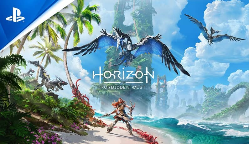 عکس بازی Horizon II: Forbidden West