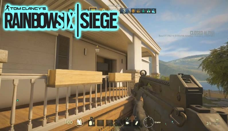 عکس بازی Rainbow Six Siege