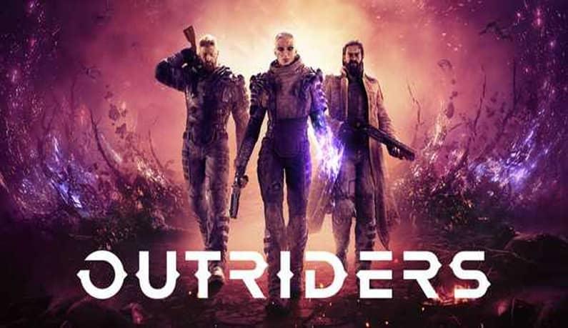 عکس بازی Outriders