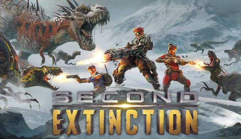عکس بازی Second Extinction
