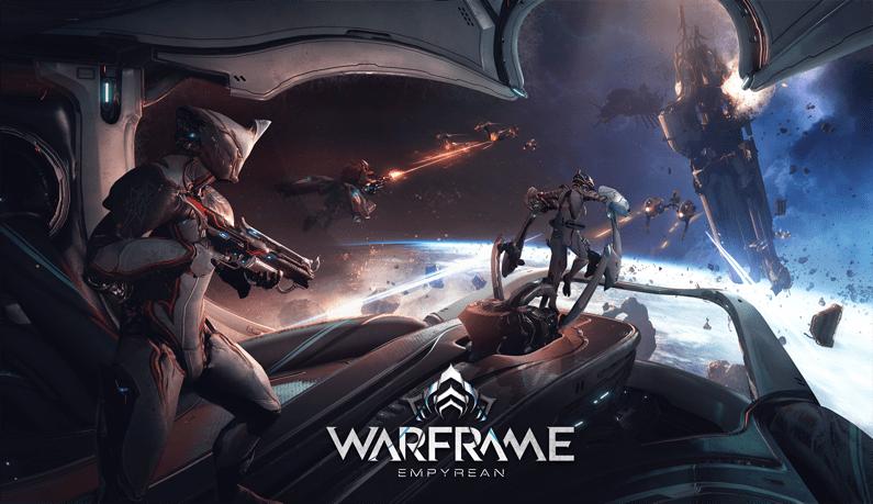 عکس بازی Warframe