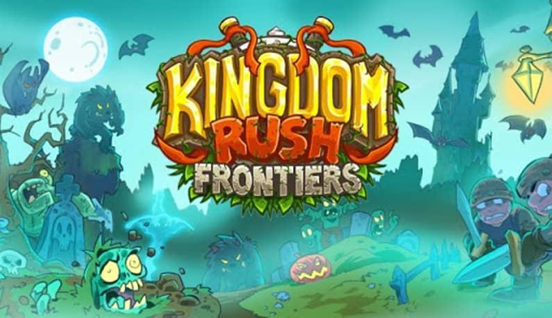 عکس بازی Kingdom Rush Frontiers