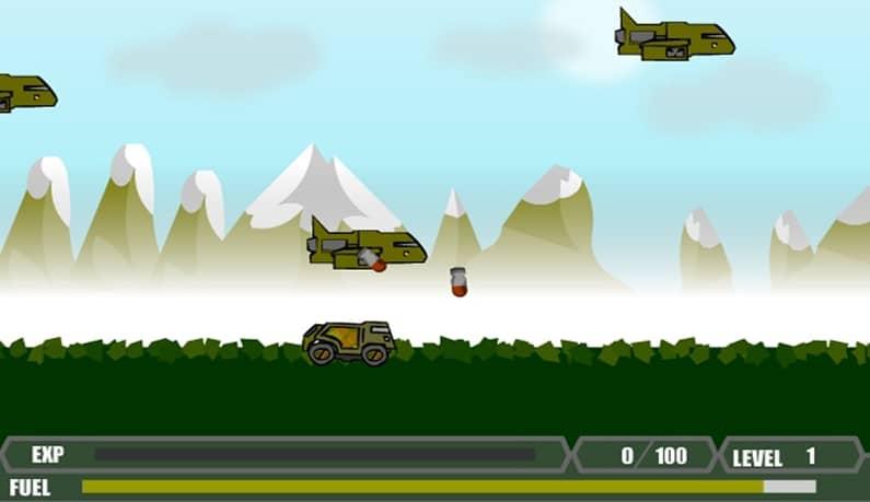 عکس بازی Indestructo Tank