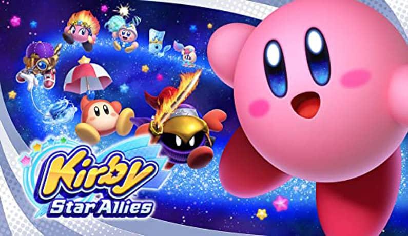 عکس بازی Kirby Star Allies