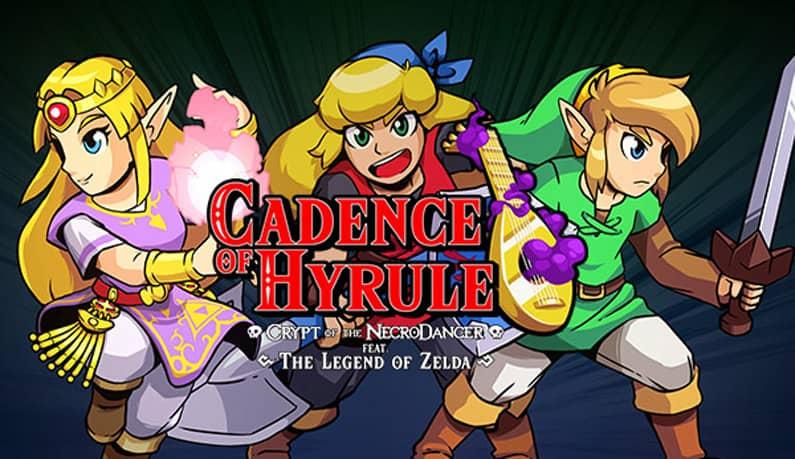عکس بازی Cadence of Hyrule: Crypt of the NecroDancer