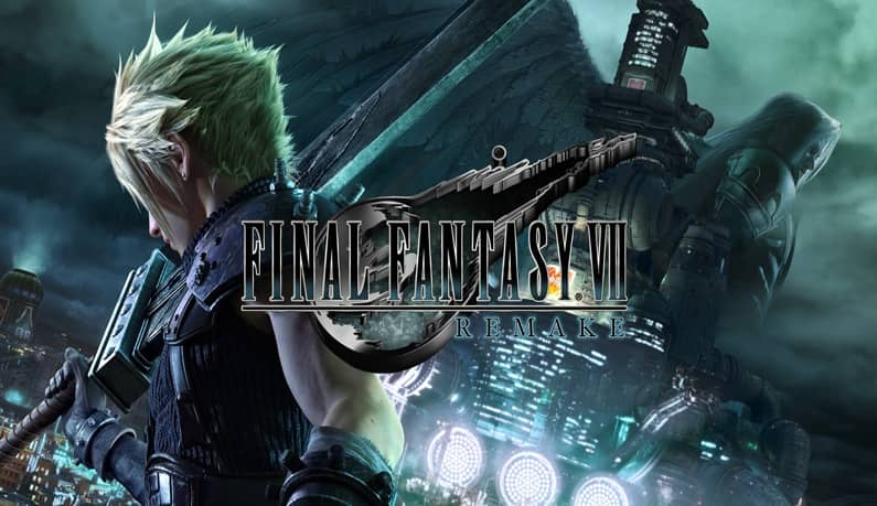 عکس بازی Final Fantasy VII Remake