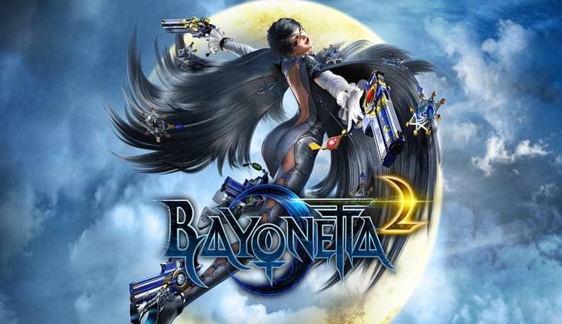 عکس بازی Bayonetta 2