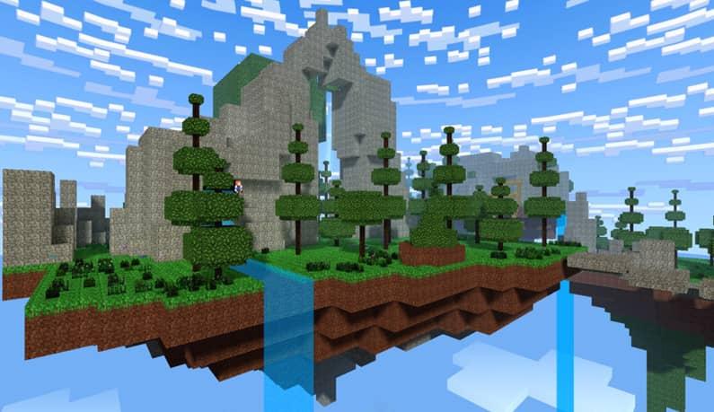 عکس بازی Sky Island