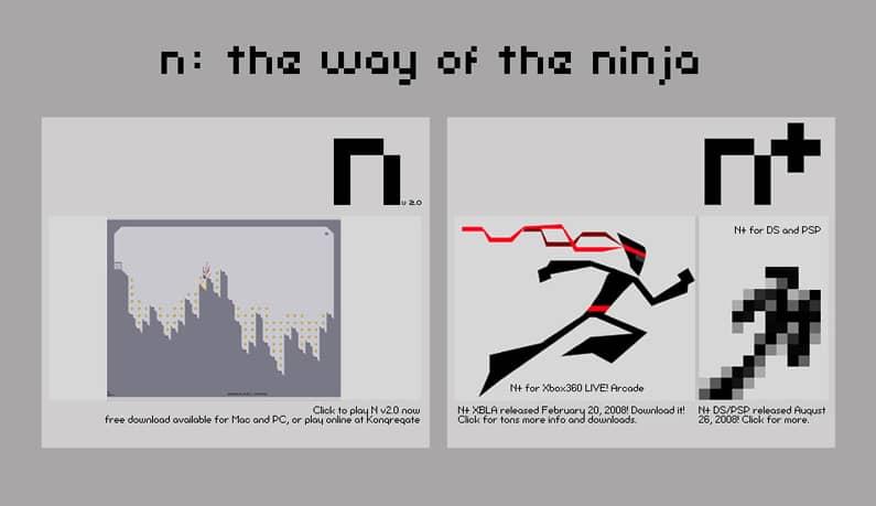عکس بازی N – Ninja