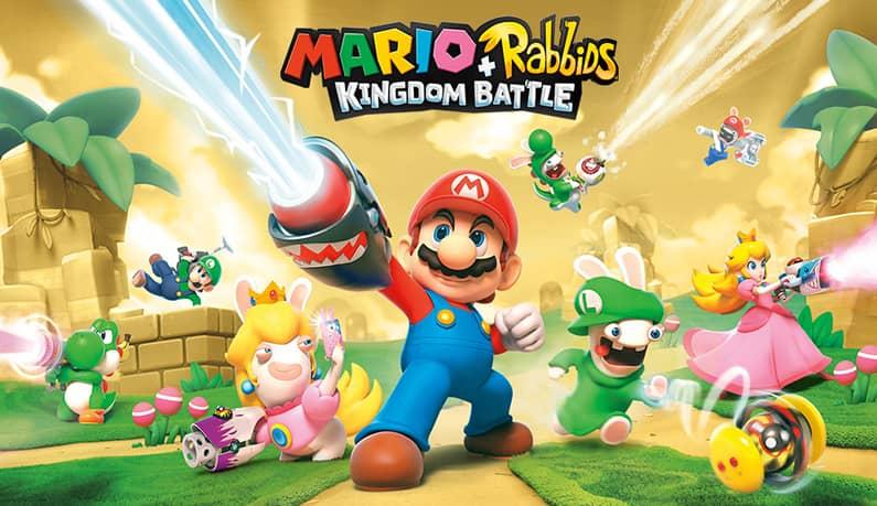 عکس بازی Mario + Rabbids: Kingdom Battle