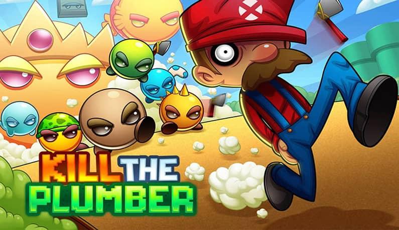 عکس بازی Kill the Plumber