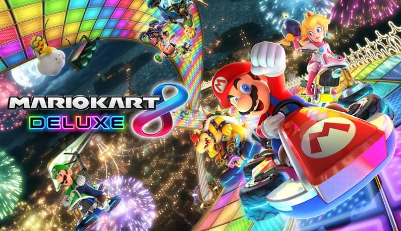 عکس بازی Mario Kart 8 Deluxe
