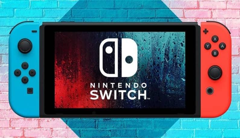 عکس معرفی کنسول بازی نینتندو سوییچ [+18 بازی برای Nintendo Switch]