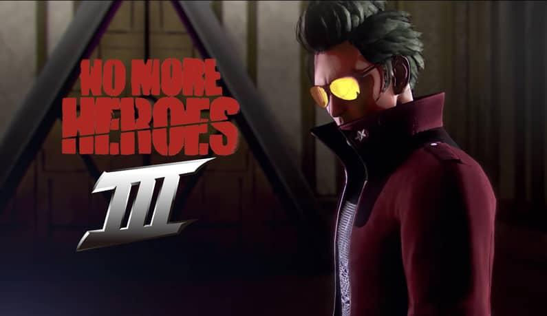 عکس بازی No More Heroes III