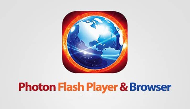 عکس مرورگر Photon Flash Player & Browser