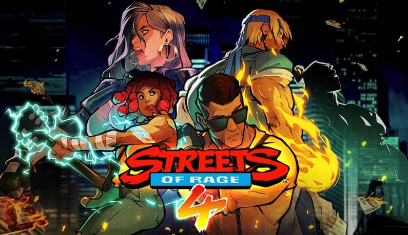 عکس بازی Streets of Rage