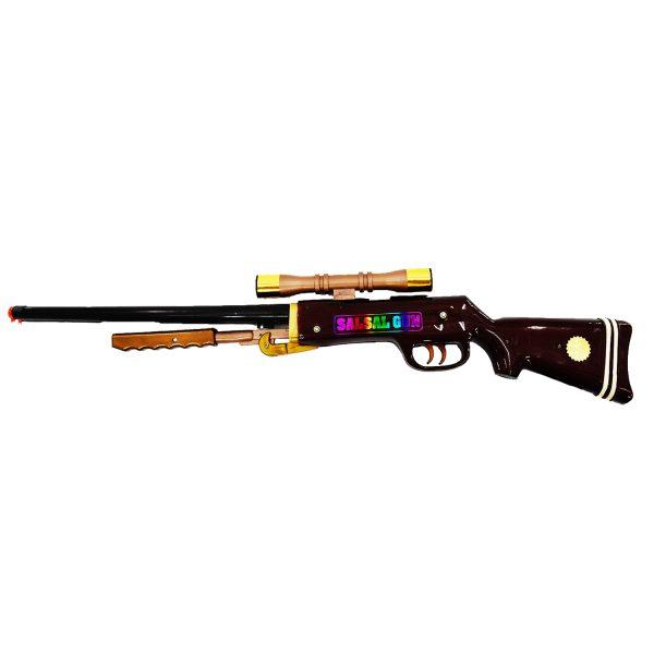تفنگ اسباب بازی مدل salsal