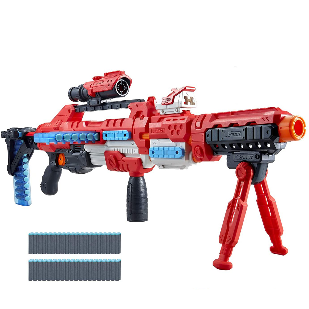 عکس تفنگ بازی زورو سری X-Shot مدل Regenerator