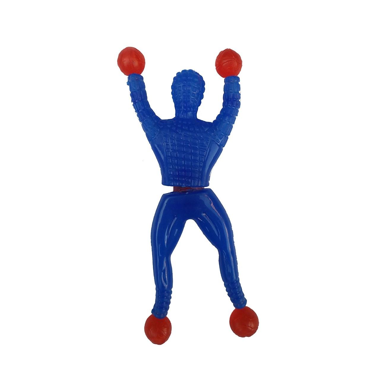 عروسک ملق زن مدل مرد عنکبوتی