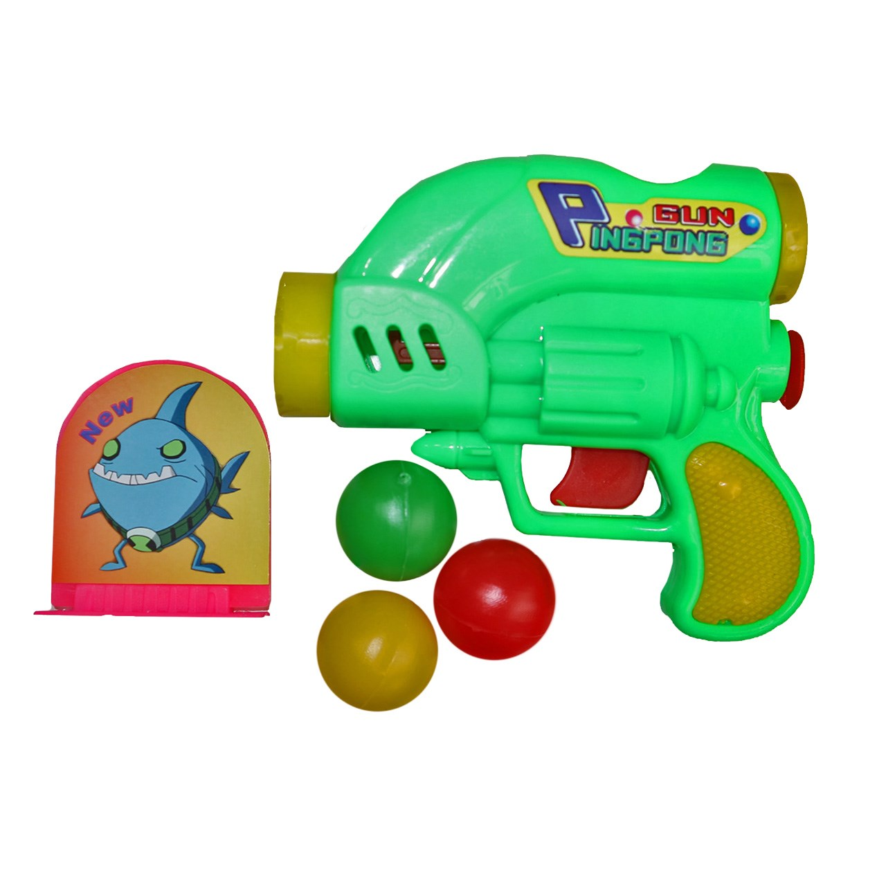 تفنگ اسباب بازی سی دا مدل توپولی کد Na1002