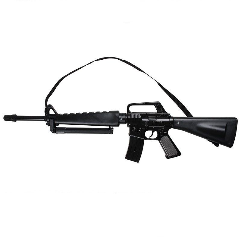 عکس تفنگ بازی گانهر مدل M4 کد 1118