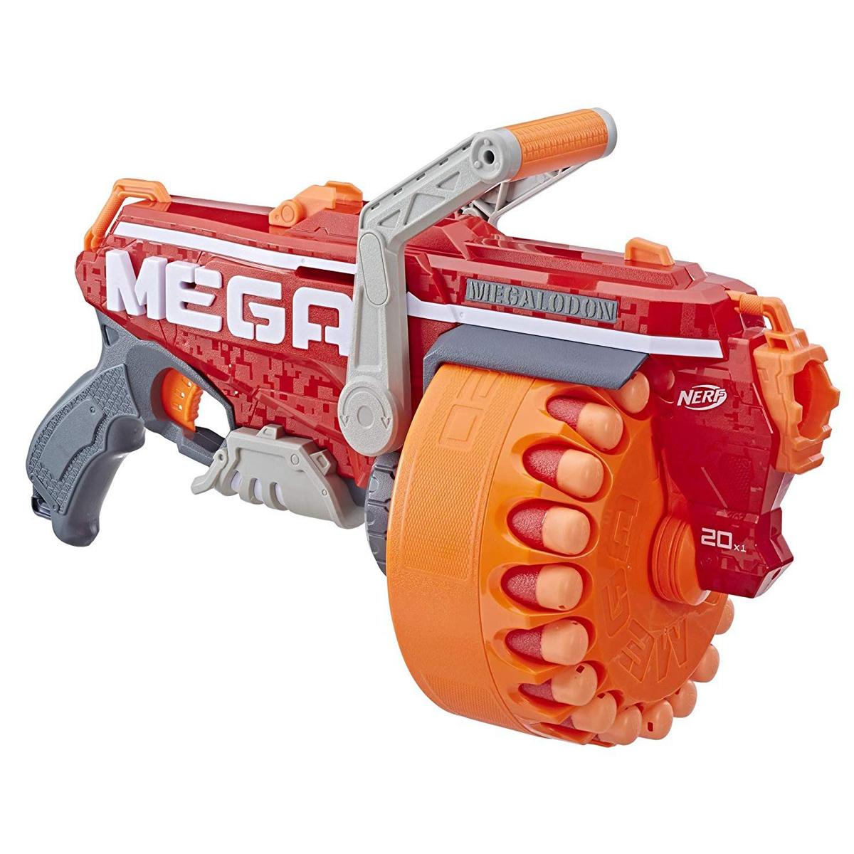 تفنگ بازی نرف مدل Nerf Mega Megalodon