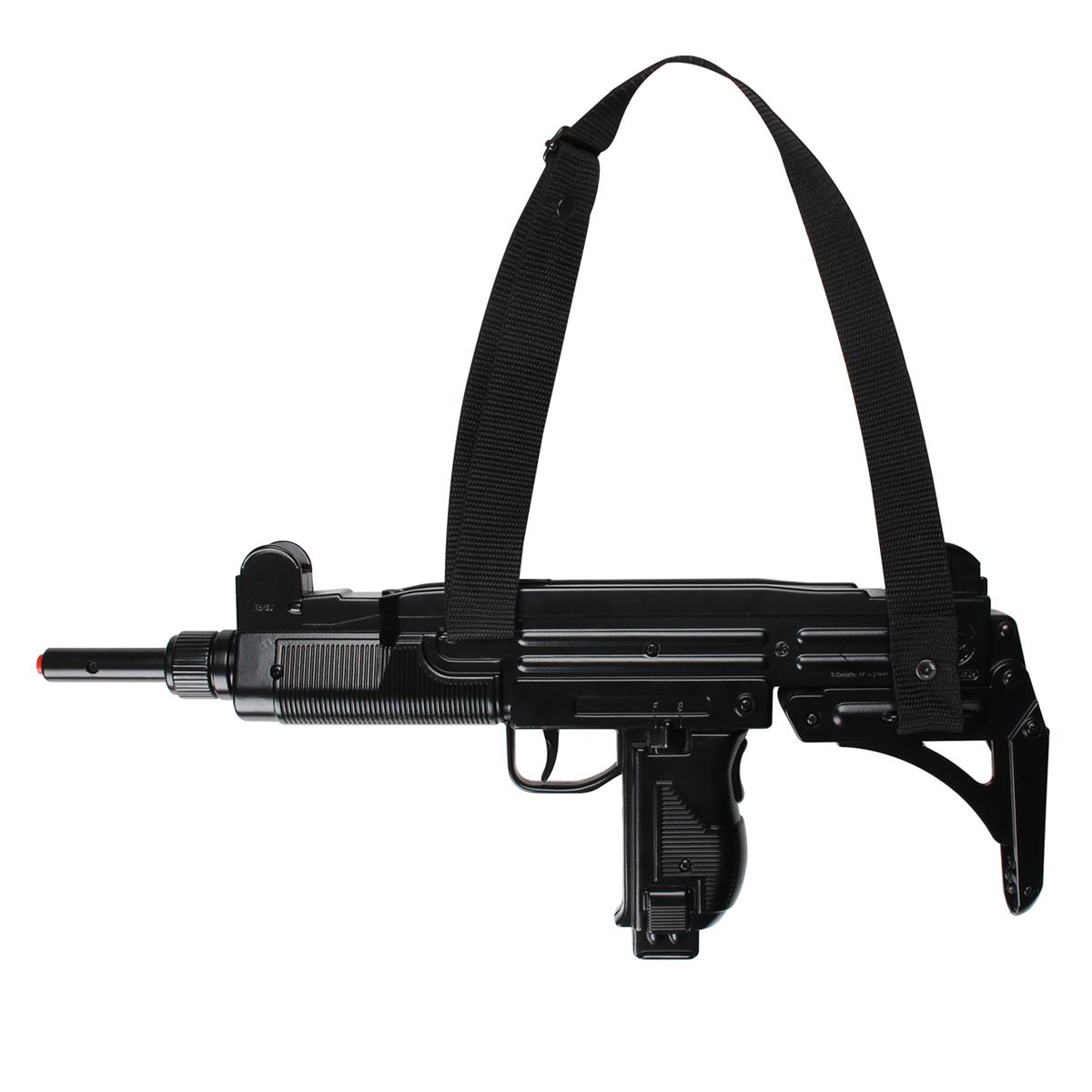 تفنگ بازی گانهر طرح یوزی کد 134