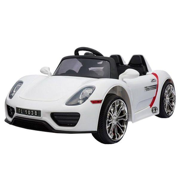 عکس ماشین شارژی مدل Porsche 1038