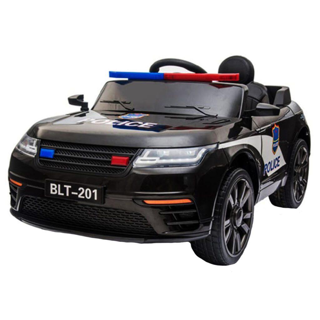ماشین شارژی مدل رنجروور طرح پلیس کد BLT-201