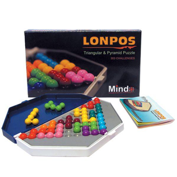 بازی فکری فکرانه مدل LONPOS